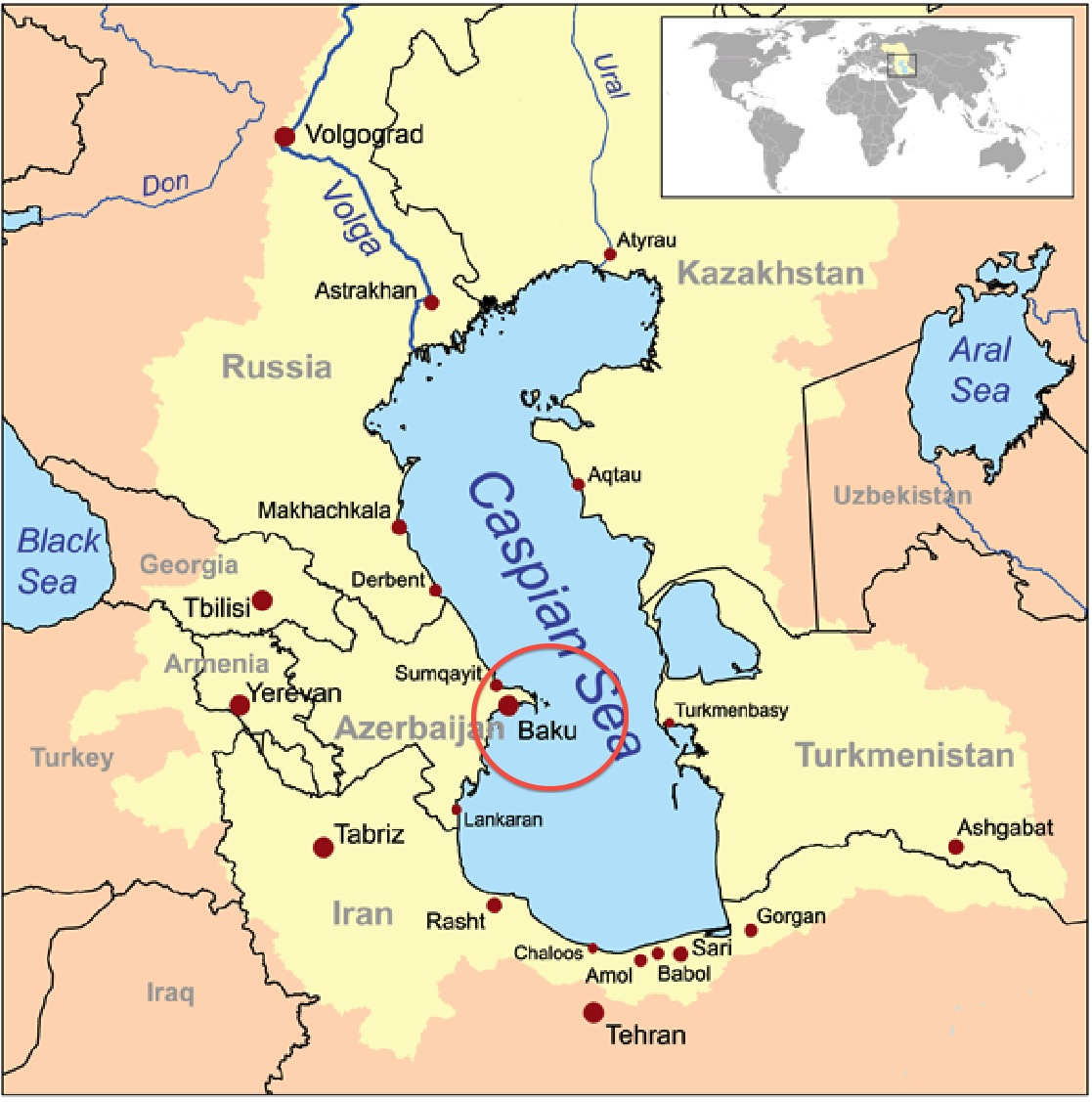 Pipeline income: The Nobel Brothers and Caspian Sea oil