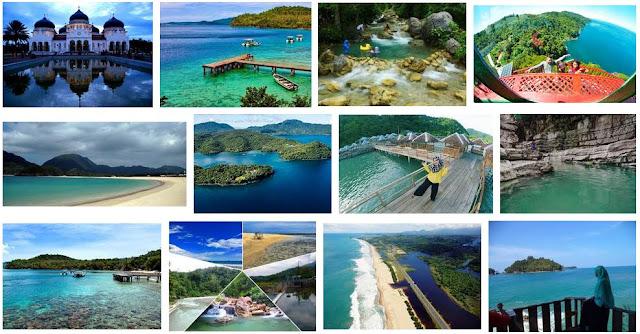Wisata di Aceh