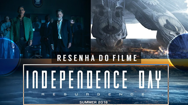 Banner do filme Independence Day