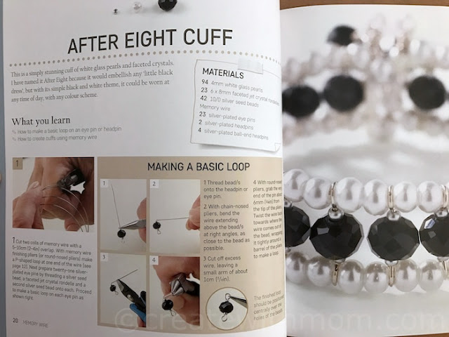 making jewellery bead