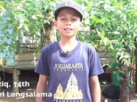 Naufal Raziq - Remaja Penemu Listrik dari Pohon Kedondong