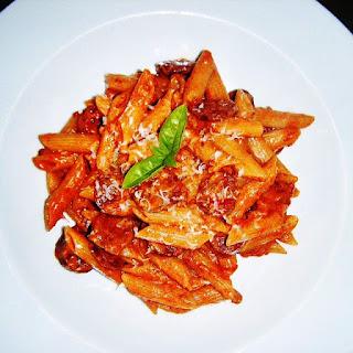 Spicy Chorizo Penne