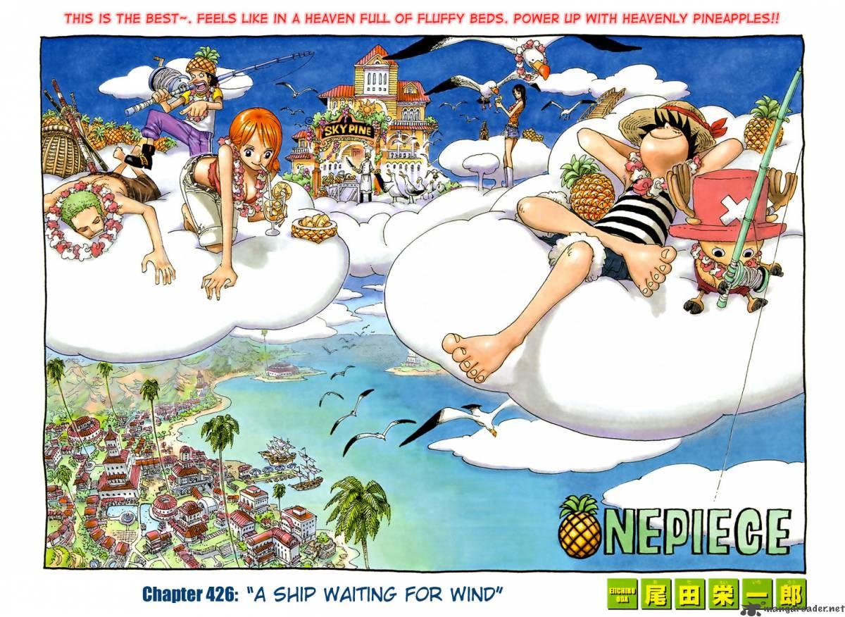 One Piece 426