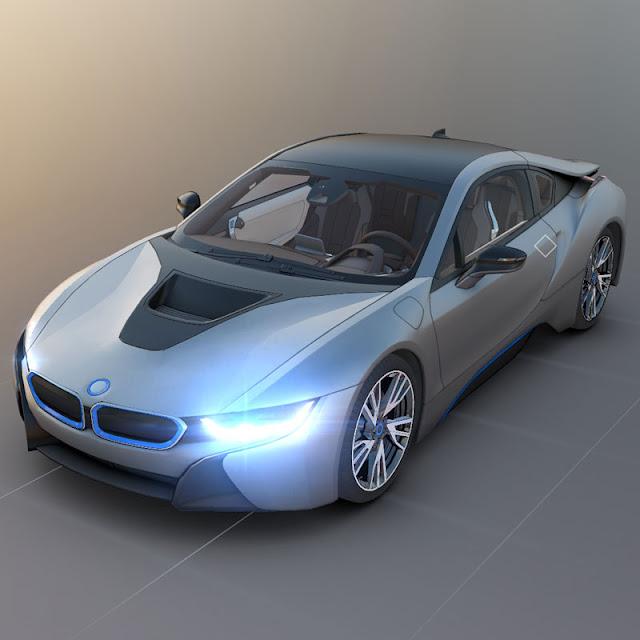 BMW 3D Wallpaper Engine