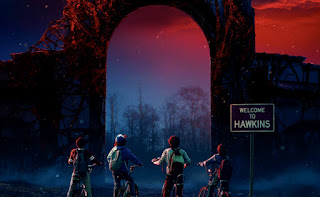 Stranger Things Happening at Universal Halloween Horror Nights