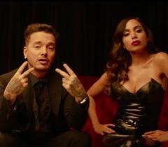 Anitta lança clipe com colombiano J Balvin