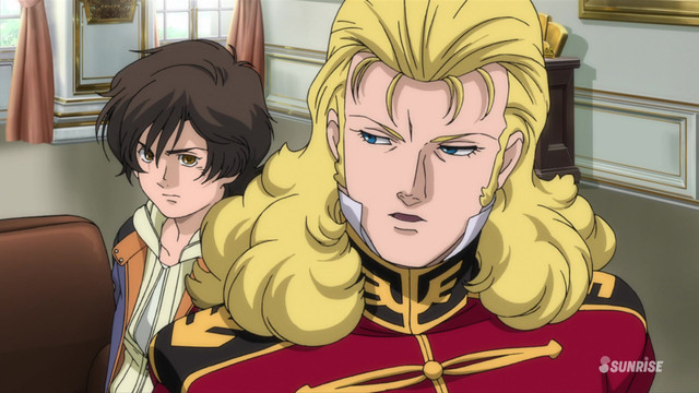 Assistir Mobile Suit Gundam Unicorn RE:0096 - Episódio 06 Online
