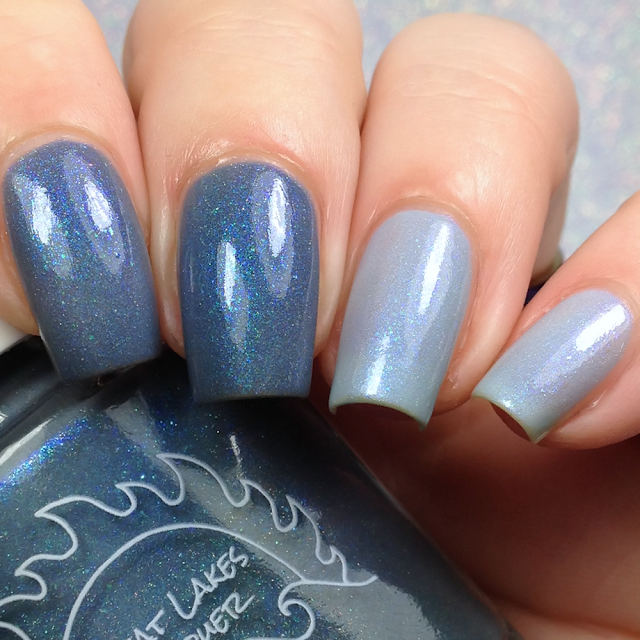 Great Lakes Lacquer-All Shall Fade