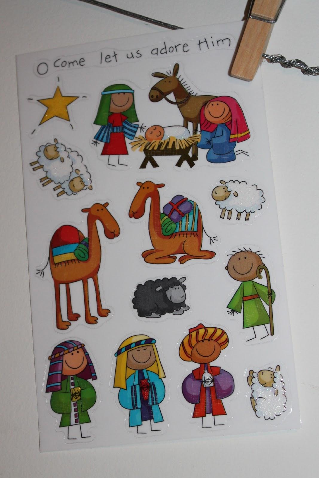 Nativity Story For Kid