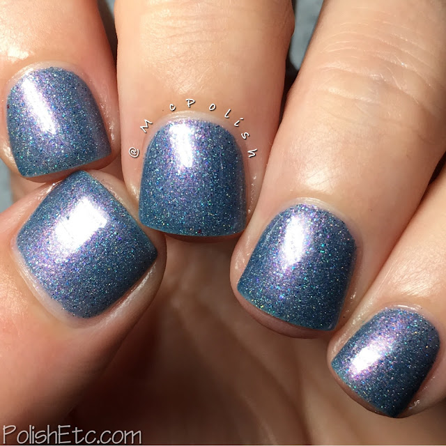 Native War Paints - The Labyrinth Collection - McPolish - I'll Be There For You