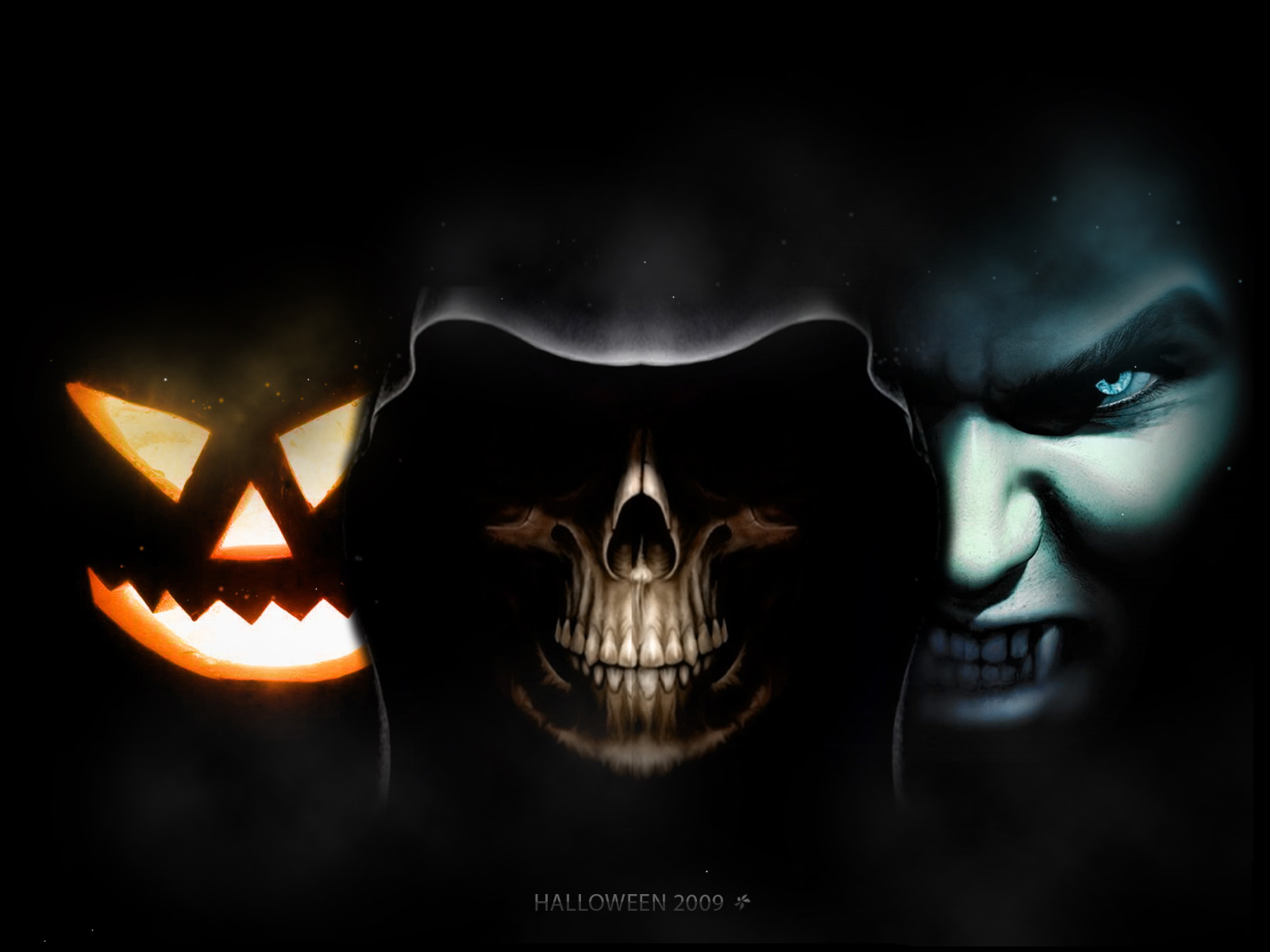 HALLOWEEN WALLPAPERS 2012 | Wallpaper for holiday