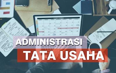 Download Administrasi Tata Usaha (TU) Sekolah Lengkap