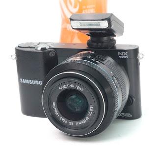 Jual Mirrorless Samsung NX1000 Bekas