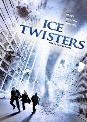 Ice Twisters [Tornados de Hielo] DVDRip Español Latino