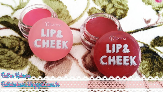 flormar lip cheek renkleri