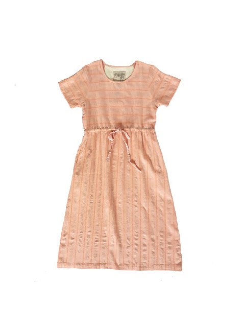 Ace & Jig Camille Dress in Parfait