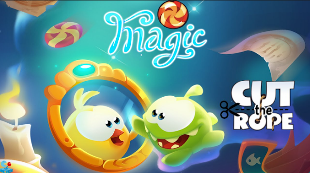 Download Cut the Rope: Magic Mod Apk Terbaru (Crystals/Hints)