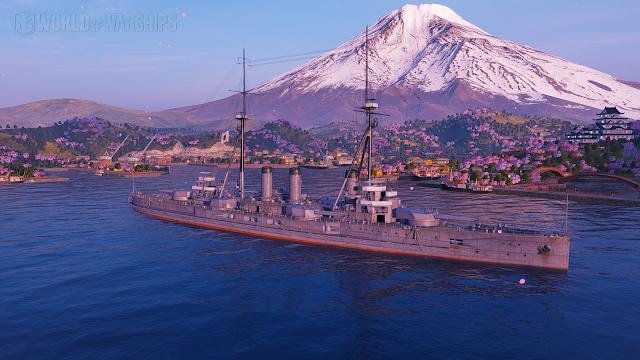 Kawachi world of warships