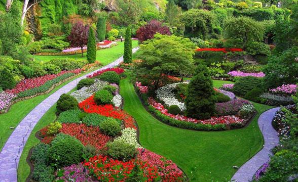 Home Interior Designs And Ideas Modern Landscape Design Ideas For