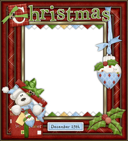 pretty christmas free printable photo frames  cards or