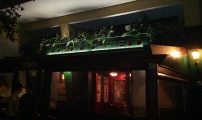Lord Lichfield English pub