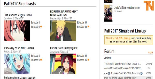AnimeUltima: Best Anime Streaming Sites to Watch Anime Online (Updated) 2020: eAskme