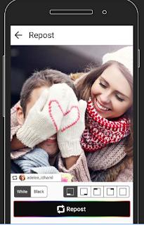 bisa menyimpan langsung foto instagram di android