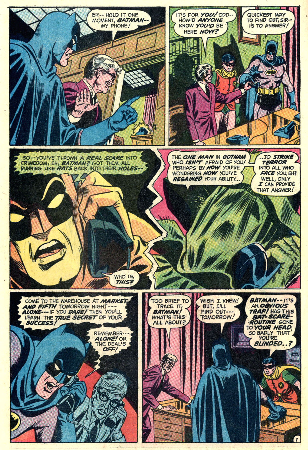 Detective Comics (1937) 389 Page 9
