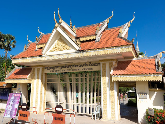 things to do in cambodia killing fields