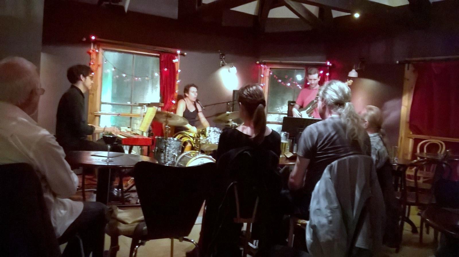 bebop spoken here: Sean Noonan's Memorable Sticks @ The Jazz Cafe