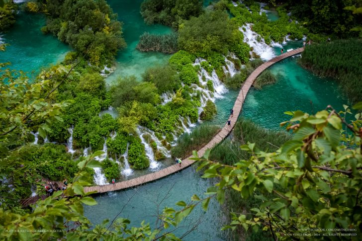 8 Things to Do in Croatia - Cycle through Plitvice National Park