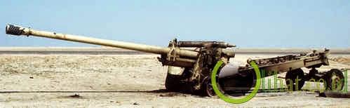 Field Gun Tipe 59-1