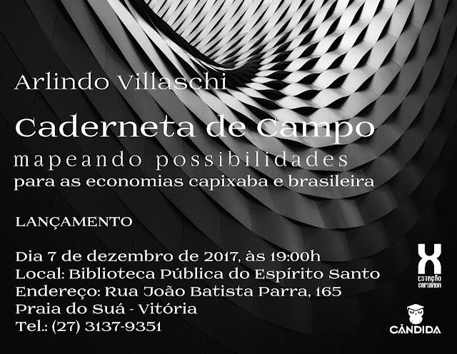 Caderneta de Campo, de Arlindo Villaschi.