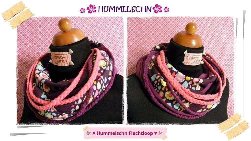 HUMMELSCHN Flechtloop