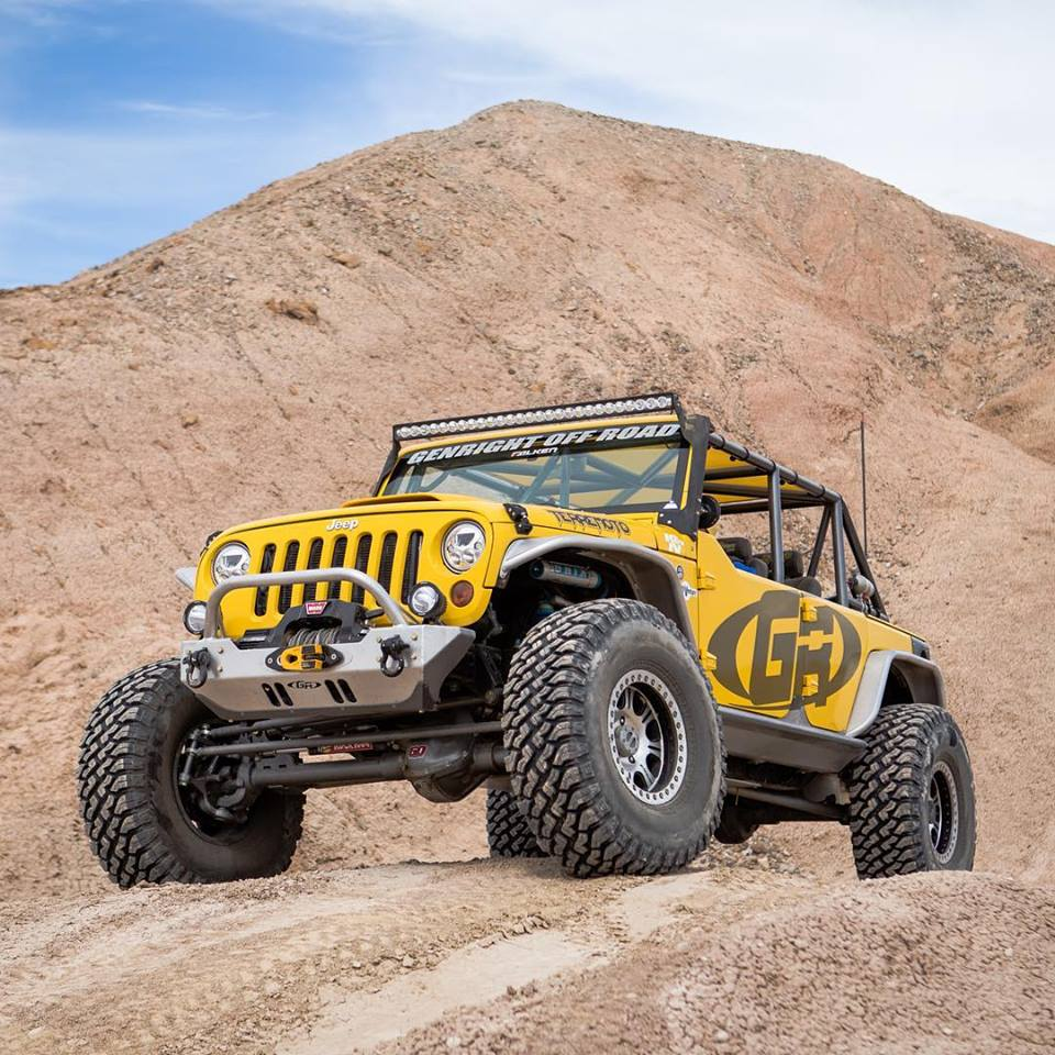 5 Reasons Not To Skip Easter Jeep Safari 2016 Genright Offroad Off Road Wrangler Parts Diagram Great Deals On Partsa Host Of Aftermarket Companies Always Show Up Sell Their Wares At The This Year