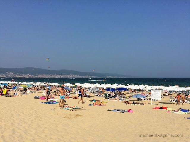 Slunchev Briag, Sunny Beach, Nesebar
