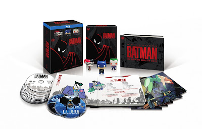Batman: The Animated Series on Blu-Ray BTAS