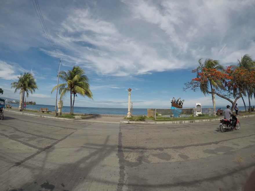 Rizal Boulevard in Dumaguete City
