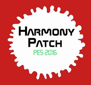 PES 2016 Harmony Patch