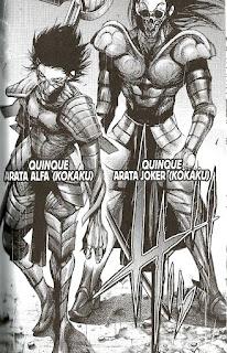 """Reseña de """"Tokyo Ghoul: re"""" (东京食尸鬼:re) vol.13 de Sui Ishida - Norma Editorial"""
