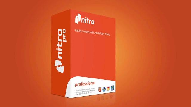 عملاق تحويل ملفات الـ PDF باللغة العربية : Nitro Pro Enterprise