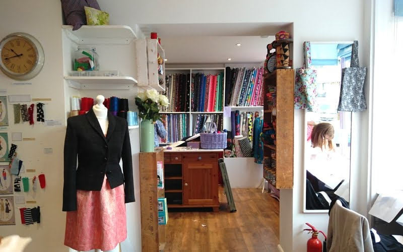 Sew Over It Workroom