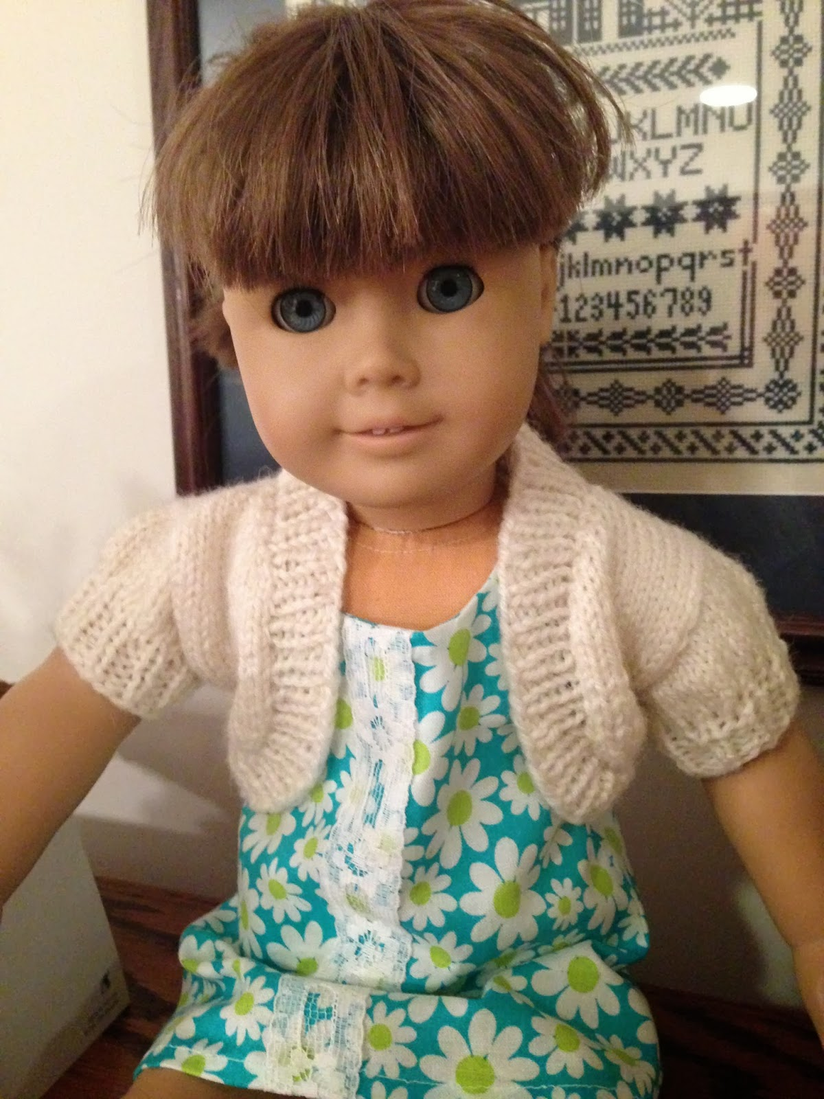 Celtic Heart Knitting and Quilting: More American Girl ...