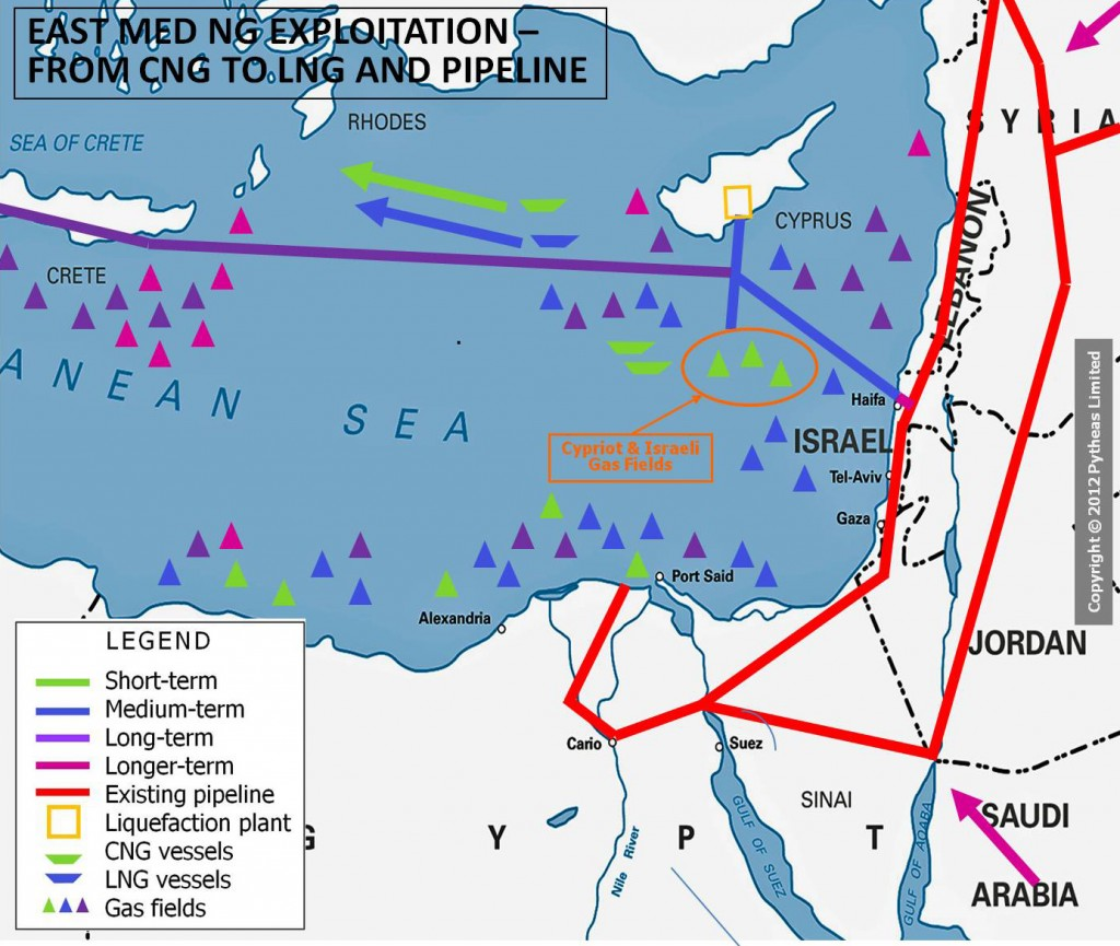can cyprus become a regional energy hub