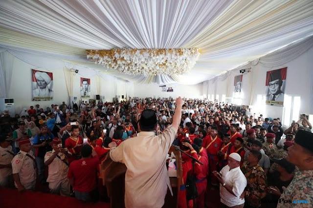 Prabowo Muak dengan Elite yang Pintar Ngapusi, Mencuri Uang Rakyat
