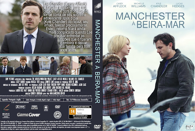 Capa DVD Manchester À Beira Mar [Exclusiva]