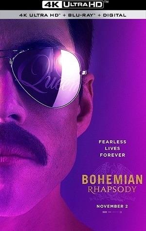 Bohemian Rhapsody 4K Torrent Dublado 4K UHD Ultra HD