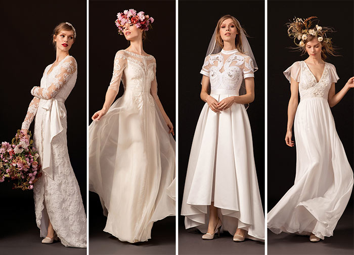 Temperley London Bridal Spring 2018 Collection