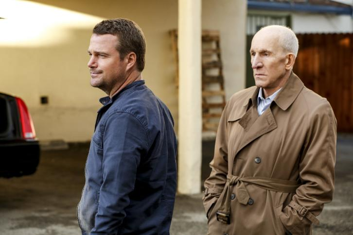 NCIS: Los Angeles - Episode 8.16 - Old Tricks - Promotional Photos & Press Release