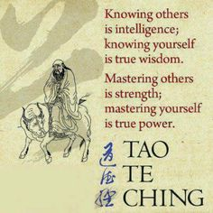 know thyself wisdom